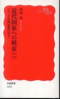 近代国家への模索 1894‐1925―シリーズ中国近現代史〈2〉