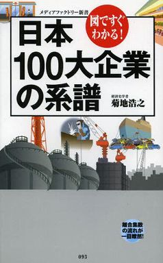 日本100大企業の系譜―図ですぐわかる!