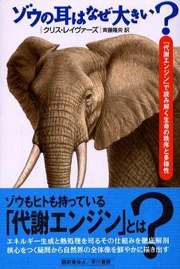 ゾウの耳はなぜ大きい?―「代謝エンジン」で読み解く生命の秩序と多様性