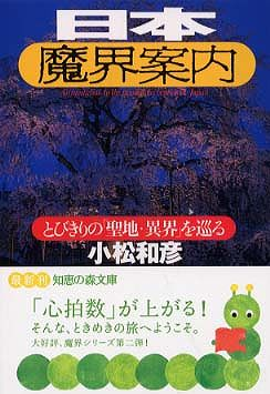 日本魔界案内―とびきりの「聖地・異界」を巡る