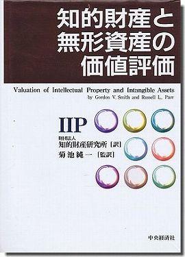 知的財産と無形資産の価値評価